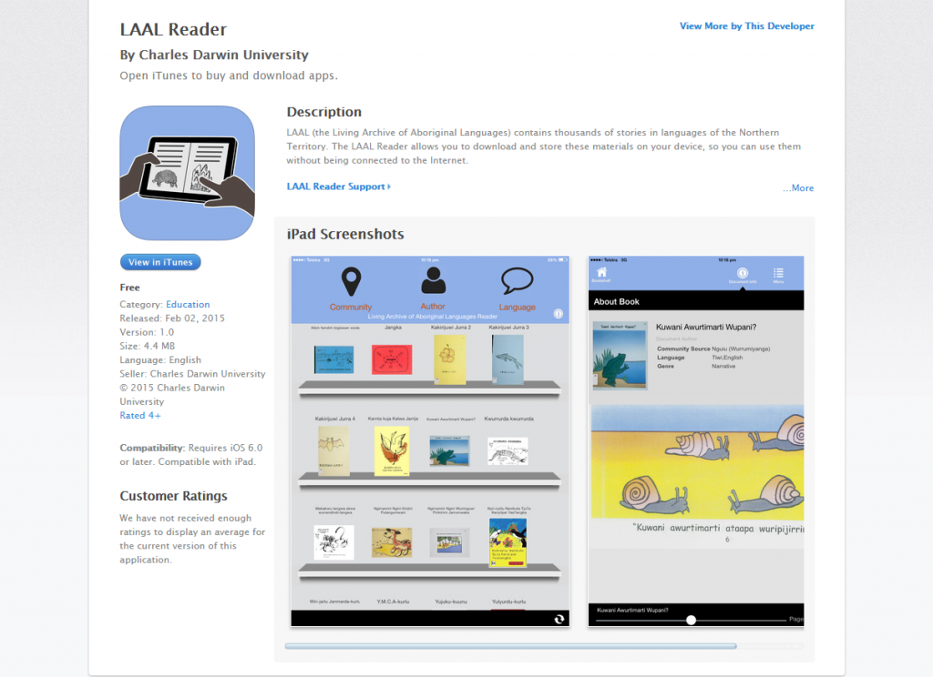 LAAL Reader on the App Store on iTunes